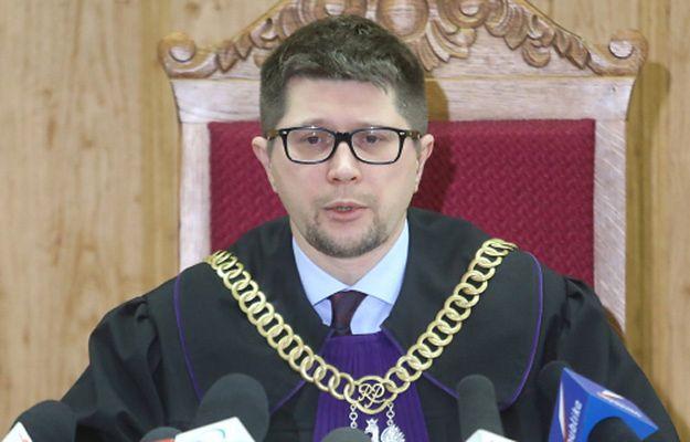 Sąd: były szef CBA Mariusz Kamiński skazany na trzy lata więzienia