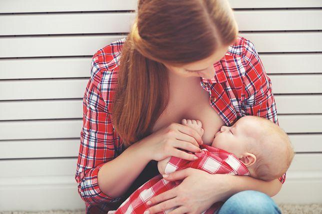 WHO zaleca wyłączne karmienie piersią przez pierwsze 6 miesięcy życia dziecka