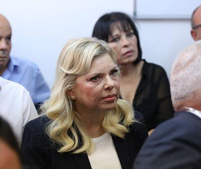 Żona premiera Izraela- Sara Netanjahu