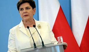 Premier Beata Szydło: to początek procesu reformy UE