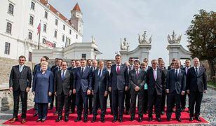 Szczyt UE w Bratysławie: uzgodniono plan na najbliższe miesiące