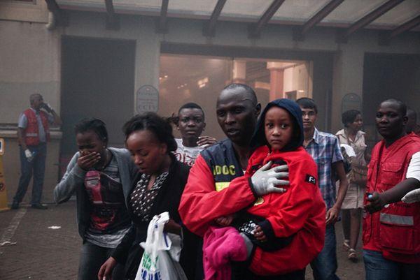 Kryzys zakładników w centrum handlowym w Nairobi. Izraelczycy pomagają Kenijczykom