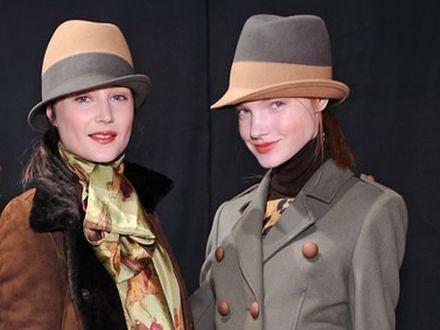 Wracamy do dawnych trendów - zima 2012!