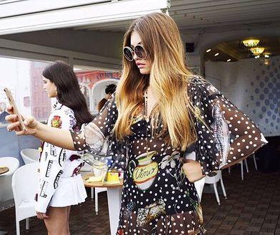 Thylane Blondeau wśród gwiazd kampanii Dolce & Gabbana