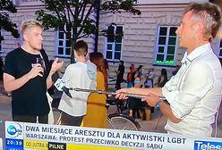 Paweł Łukasik z TVN pogrążał się na wizji. Nie uszanował płci aresztowanej Margot