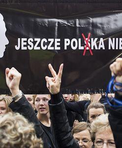 Strajk Kobiet wychodzi na ulicę. Protest przed Sejmem w środę