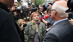 Janina Ochojska nie została wpuszczona do rodziców niepełnosprawnych dzieci