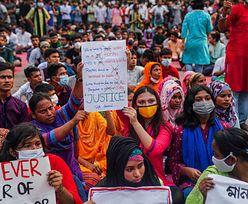 Bangladesz wprowadza karę śmierci za gwałt