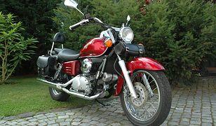Honda Shadow VT125C