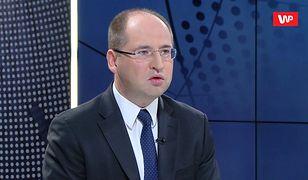 Wybory do Europarlamentu 2019. Adam Bielan o sondażu WP. Przestrzega wyborców PiS
