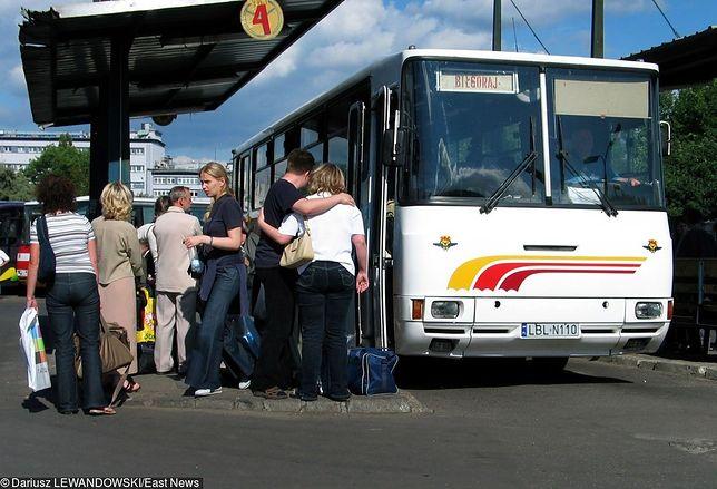 Rynek przewozów pasażerskich jest bardzo rozdrobniony.