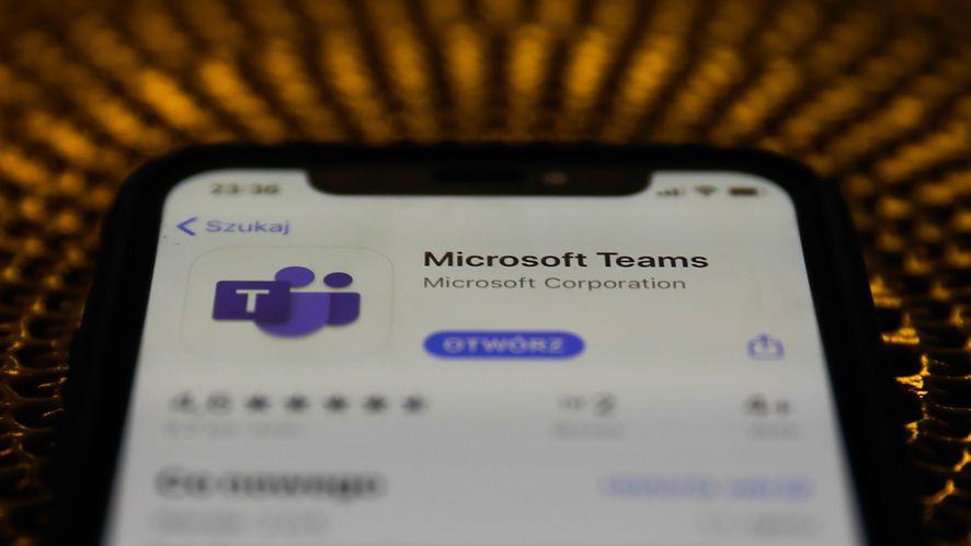 Microsoft przedstawił nowości związane z komunikatorem Teams, fot. Getty Images