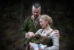 """Żyje niczym postać z serialu. Norweżka została """"Królową Wikingów"""""""