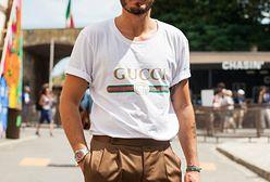 """""""Lepszy przystojniak w ciuchach z bazaru, niż przeciętniak w koszulkach za kilka stów"""""""