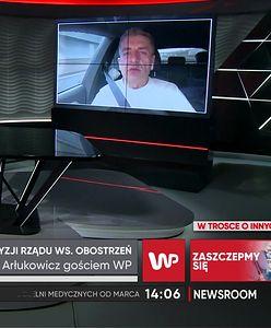 """B. Arłukowicz o uczelniach medycznych: """"Medycyny nie można nauczyć się przez komputer"""""""