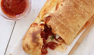 Zawijaniec pizzowy. Receptura ma prawie 130 lat