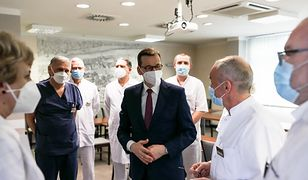 Światowy Dzień Zdrowia. Premier Mateusz Morawiecki dziękuje służbie zdrowia
