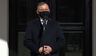 Światowy Dzień Zdrowia. Prezydent Andrzej Duda złożył hołd medykom