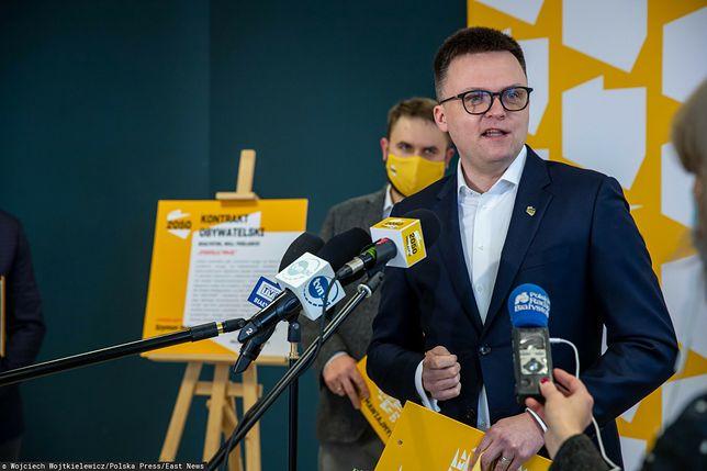 Polska 2050 tuż za Zjednoczoną Prawicą. Zaskakujące wyniki badania