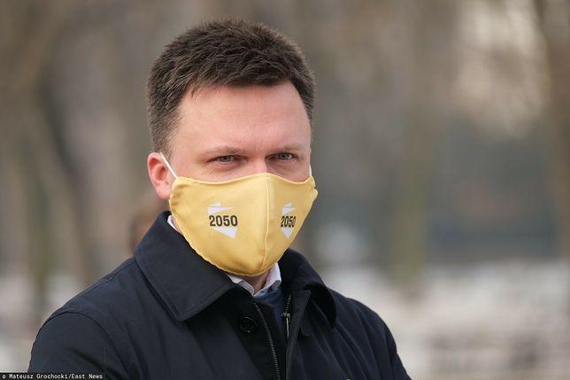 Szymon Hołownia o współpracy z Borysem Budką