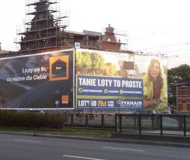 Gdańsk wypowiada wojnę reklamom. Mieszkańcy czekają na uchwałę krajobrazową