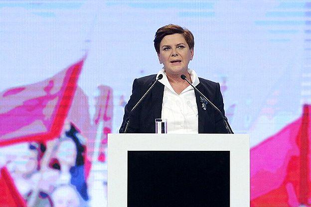 Beata Szydło: naprawdę nie wiem, o co chodzi pani premier Ewie Kopacz
