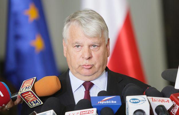Bogdan Borusewicz: zwrócę się do prezydenta o dodatkowe uzasadnienie referendum