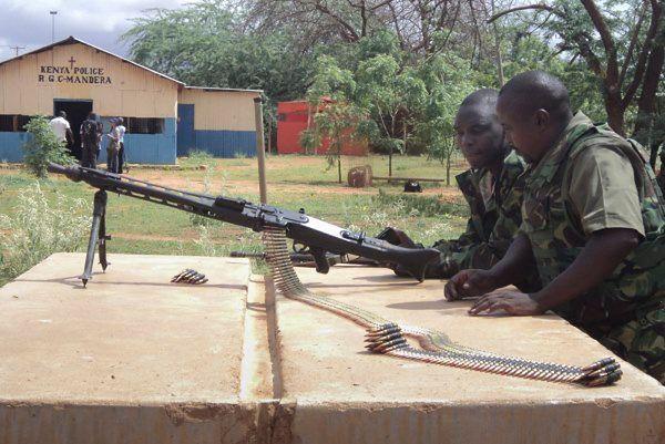 Kenia jest areną ataków bombowych od października 2011 roku