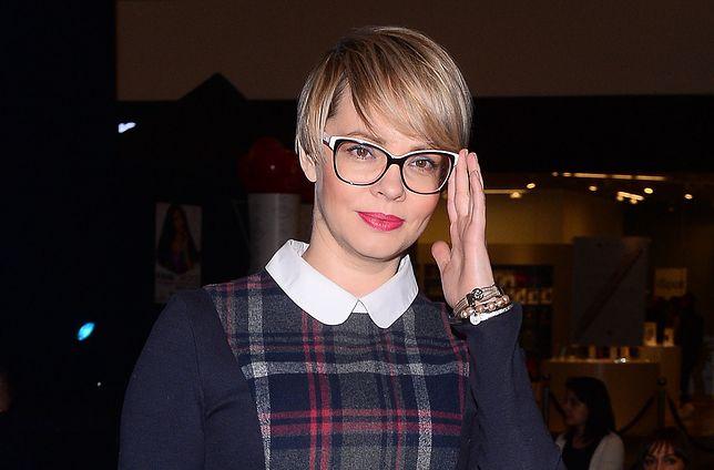 Weronika Marczuk po raz pierwszy została mamą