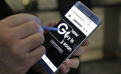 Samsung Polska ogłosił program wymiany telefonów Galaxy Note 7