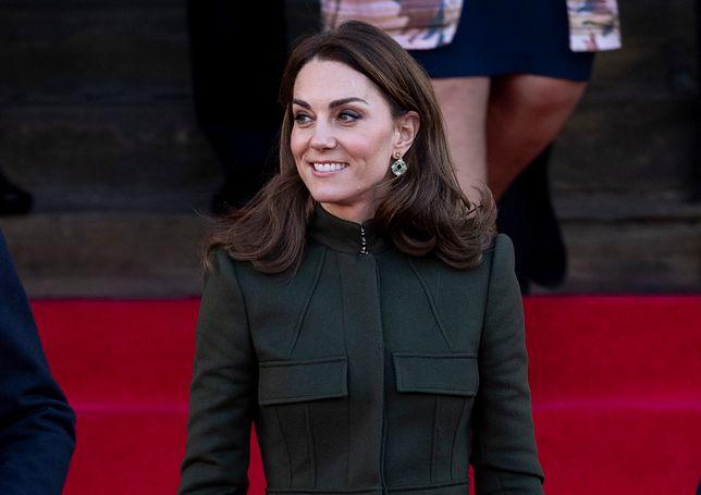 Kate Middleton lubi eleganckie stroje