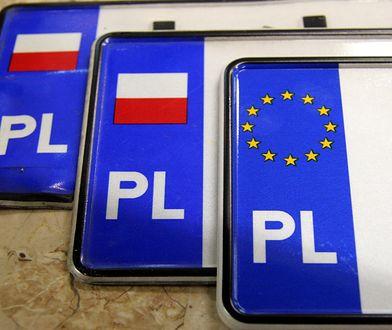 Mniejsze tablice rejestracyjne będą legalne