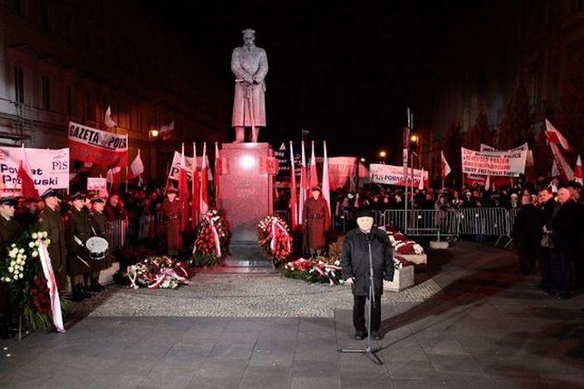 7. rocznica katastrofy smoleńskiej. 10 zgromadzeń publicznych w Warszawie