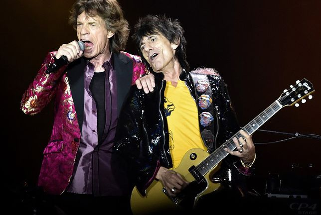 Mick Jagger i Keith Richards