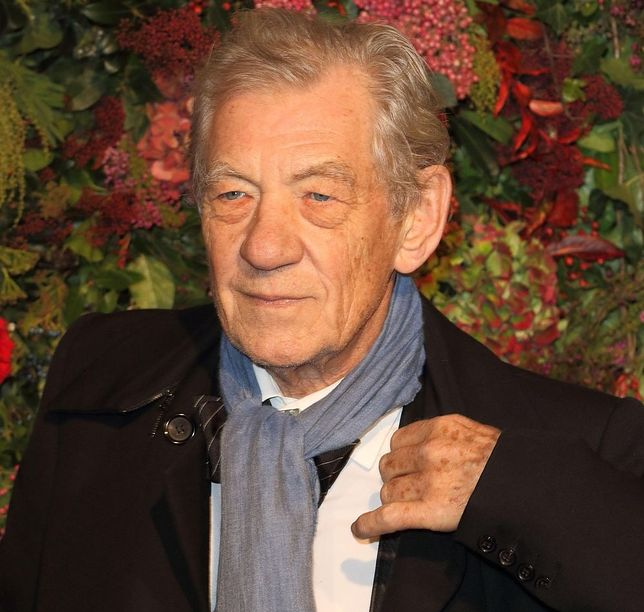 Ian McKellen przeprasza za kontrowersyjną wypowiedź