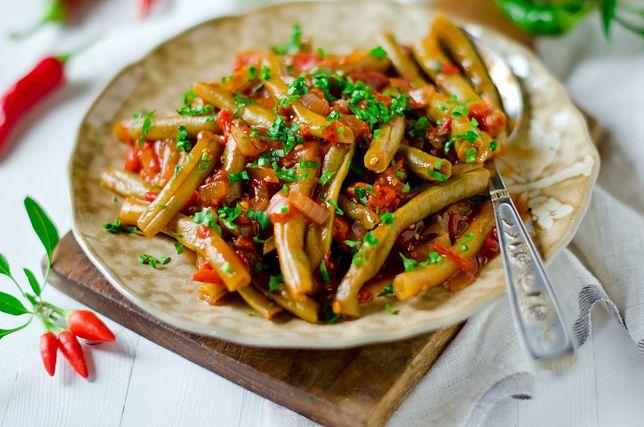 Fasolka szparagowa świetnie smakuje nie tylko z masłem i bułką tartą