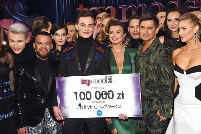 Top Model 6 finał - kto wygrał? Zwycięzcą Patryk Grudowicz!