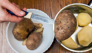 Najwięcej witamin jest w skórce ziemniaka.