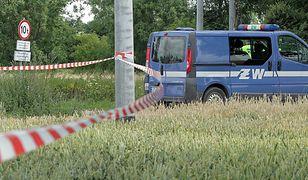 Kliczków. Żołnierz zginął w wypadku. Żandarmeria wyjaśni przyczyny