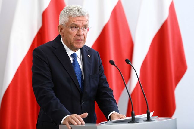 Marszałek Senatu Stanisław Karczewski żałował absencji Donalda Trumpa na 80. rocznicy wybuchu II wojny światowej