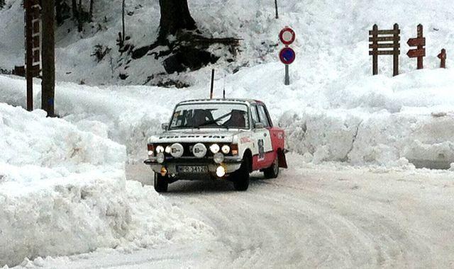 NAC Rally Team na starcie historycznego Rajdu Monte Carlo