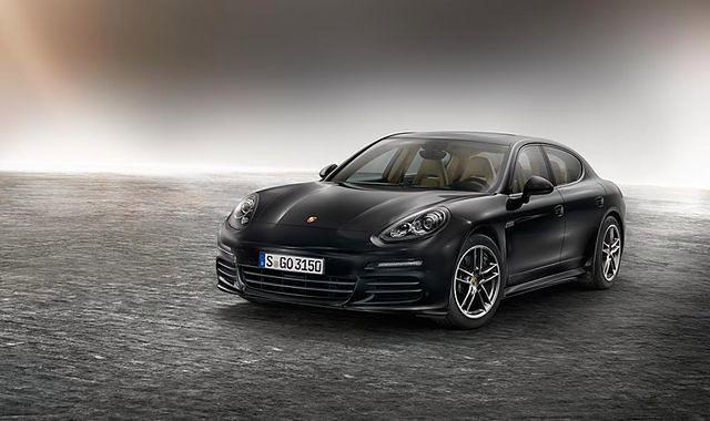 Specjalna edycja Porsche Panamera z bogatym wyposażeniem
