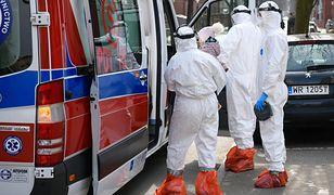 Koronawirus w Polsce. Zakażony lekarz na dyżurze. 27 pracowników SOR i pacjenci na kwarantannie