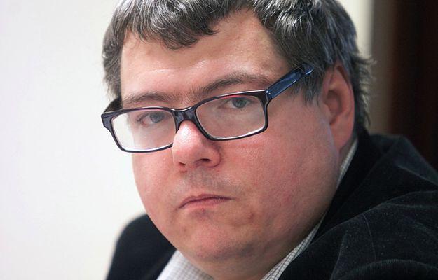 Dominik Zdort nowym redaktorem naczelnym serwisu tvp.info