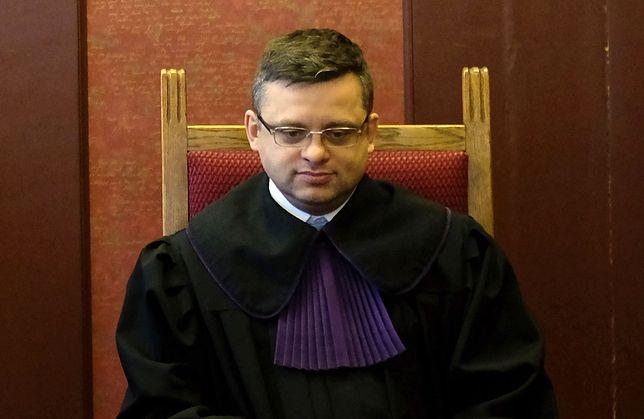 Afera hejterska. Sędzia Arkadiusz Cichocki zniknął. Jest korespondencja
