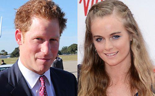 Książę Harry i Cressida Bonas
