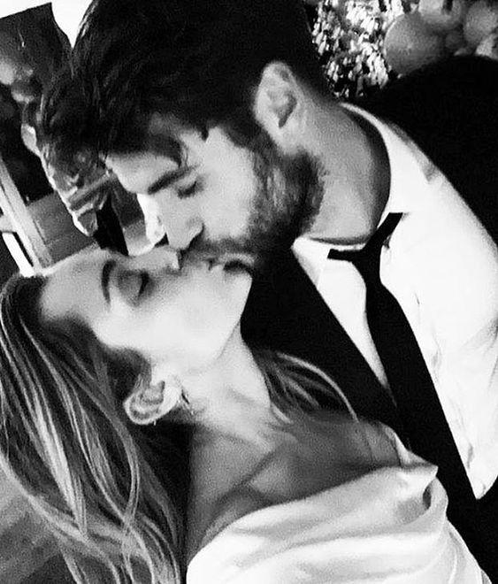 Miley Cyrus i Liam Hemsworth mieli kilka kryzysów