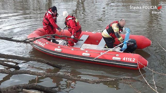 Bieruń. Po ponad miesięcznych poszukiwaniach policjanci znaleźli zwłoki 60-latka.