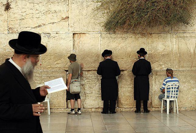 Modlitwa odbędzie się pod Ścianą Płaczu w Jerozolimie (fot. Łukasz Cynalewski)