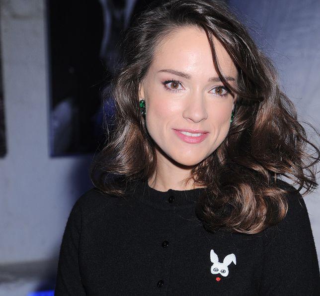 Alicja Bachleda-Curuś w nowym serialu TVN.